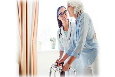 مراقبت از سالمندان واکردار--نگهداری از سالمند